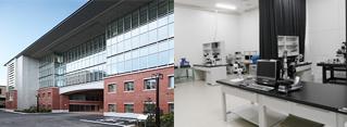 第2加工・評価室(国際科学イノベーション棟 地階)