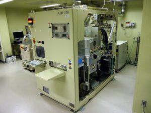 磁気中性線放電ドライエッチング装置<br>Magnetic Neutral Loop Discharge Plasma Dry Etcher