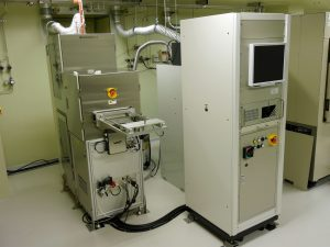 シリコン酸化膜犠牲層ドライエッチングシステム<br>Vapor HF Release Etcher