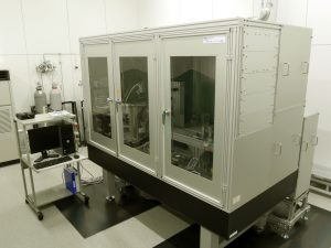 レーザアニール装置<br>KrF Laser Annealing System