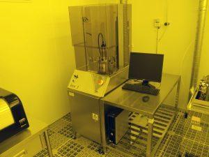 ナノインプリントシステム<br>Nanoimprint Lithography