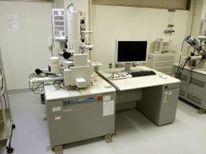 超高分解能電界放出形走査電子顕微鏡<br>Ultra-High Resolution Filed Emission SEM
