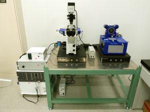 走査型プローブ顕微鏡システム<br>Bioscience Atomic Force Microscope
