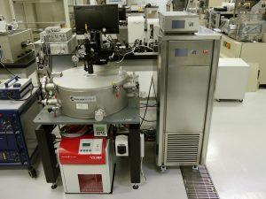 真空プローバ<br>Vacuum Probe System