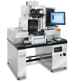 紫外線ナノインプリントボンドアライメント装置<br>UV-Nanoimprint Lithography & Infrared Mask/Bond Aligner